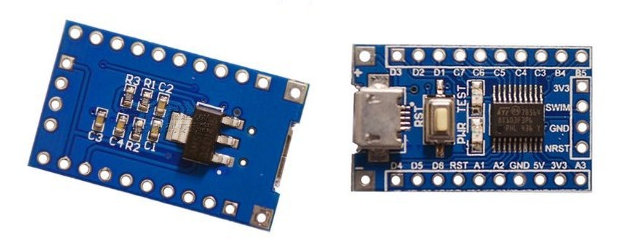 STM8 Microcontroller